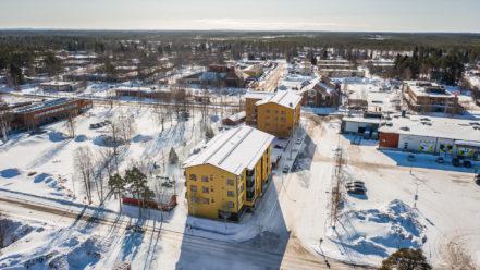 Vuokra-Asunnot Pudasjärvi